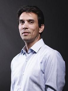 Vincent Marcé, Directeur du GCS TéléSanté Centre.